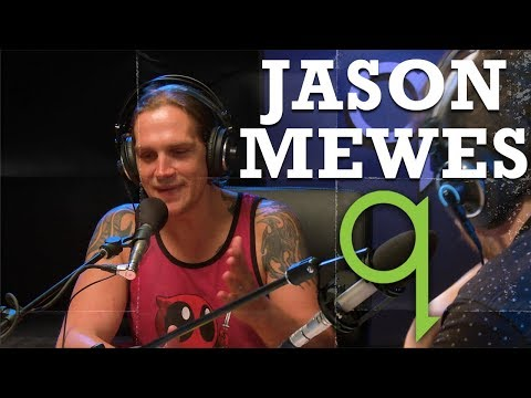 Jason Mewes on growing up and growing with