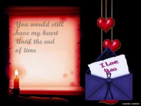 My Valentine (Martina McBride)