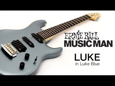 Ernie Ball | Music Man | Luke