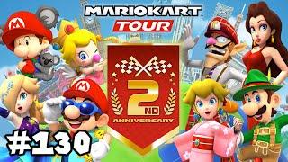 Mario Kart Tour: 2nd Anniversary Tour - Gameplay Walkthrough Part 130