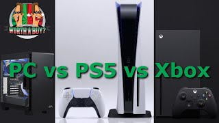 PS5 vs Xbox Series X speculation