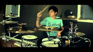 August Burns Red - Composure (Drum Cover) - Max Santoro - Truth Custom Drums - HD
