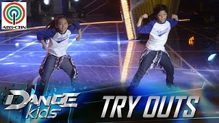 Dance Kids 2015 Try Out Performance: Decades
