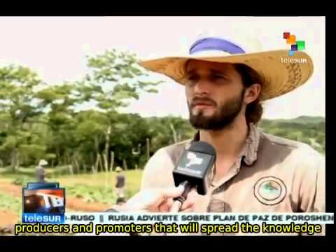 Puerto Rican youth push agro-ecology to achieve food sovereignity