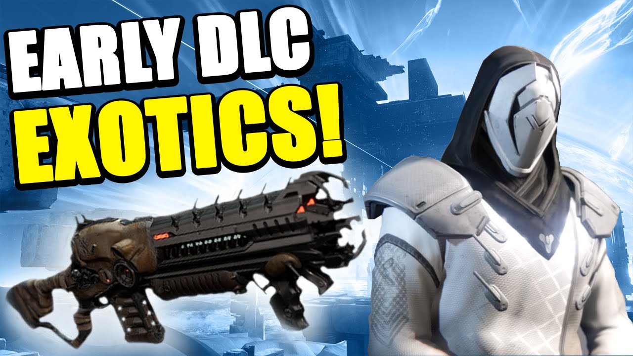 Destiny how to get fast and easy how exotic gear youtube