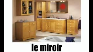 урок французского языка = ванная комната 1