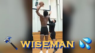 📱 James Wiseman's dunks, 3s, weights, agility training in off-season workouts in Miami pre-Draft
