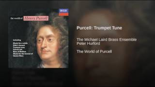 Purcell Trumpet Tune