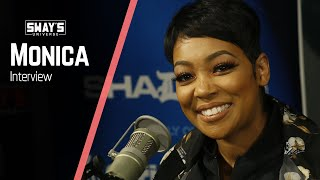 Monica Talks Divorce, Commitment and Music History | SWAY'S UNIVERSE