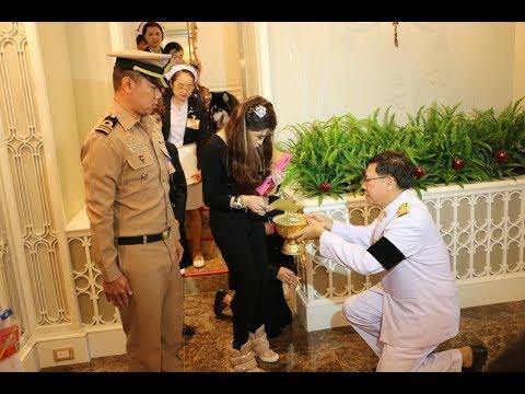 THAILAND 2017 :: Princess Chulabhorn assists for the floods - เจ้าฟ้าจุฬาภรณฯทรงห่วงใยภัยน้ำท่วม