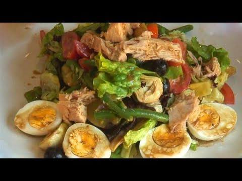 How To Prepare Salad Nicoise
