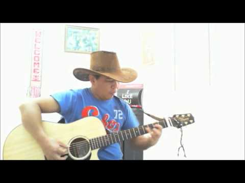 The Cowboy Rides Away Cover