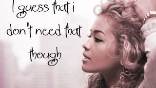 Somebody that i used to know-Rita Ora with lyrics