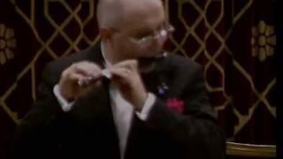 Mancini - Pennywhistle Jig; Ion Bogdan Stefanescu flute
