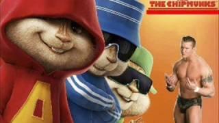 Alvin amp; The Chipmunks WWE Themes Randy Orton (New Version)