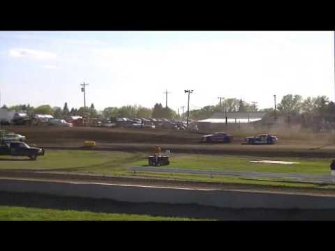 Chris Serr Casino Speedway June 2 2013 Heat