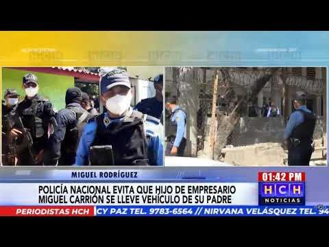 """¡ARRESTADO! Hijo de #MiguelitoCarríon """"sustrajo evidencia"""" tras masacre, según la Policía"""