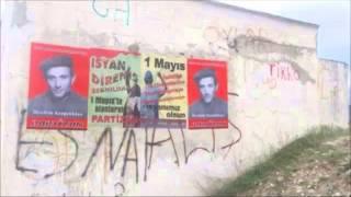 1 Mayıs'ta Alanlara Partizanlara