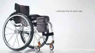 Quokka Bags for rollators and wheelchairs