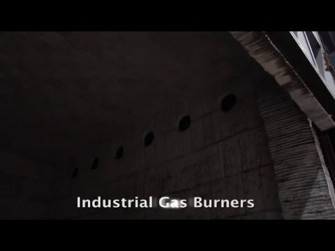Combustion System Gas Burners Industrial