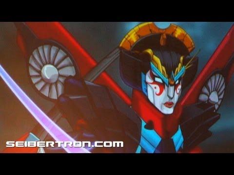 Transformers Fan Built Bot WINDBLADE reveal