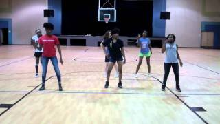 Whip My Hair Dance! Sisters of Hope Dance Practice for Show