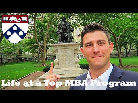Business School has Begun: My Life at Wharton #1