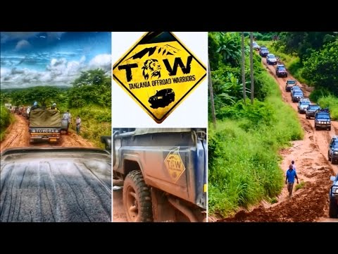 Tanzania Offroad Warriors - Season 1