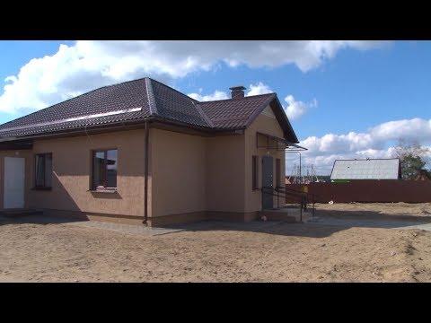 Кто получил государственную социальную поддержку на строительство жилья в Пинском районе
