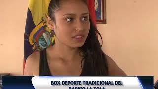 La Tola, barrio tradicional de Quito, donde su deporte es el BOX