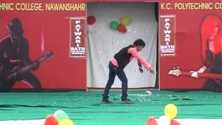 dharmesh sir student bipin dance in punjab dance india dance remix