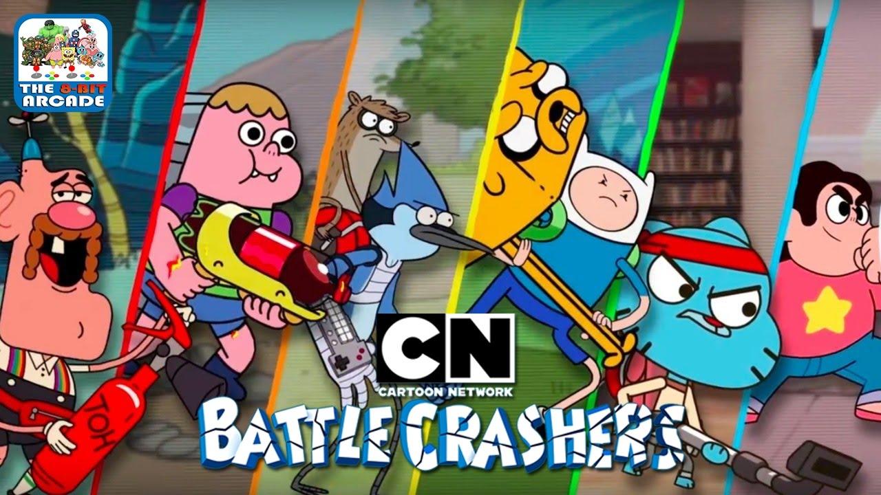 cartoon network battle crashers magic fire sword in the land of