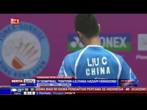 Tontowi-Liliyana Masuk Semifinal Hongkong Open Super Series 2016