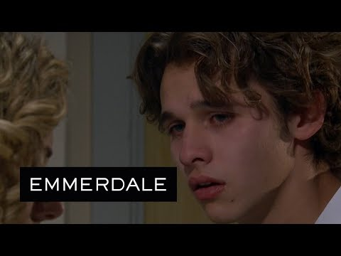 Emmerdale - Jacob Tells Maya He Loves Her