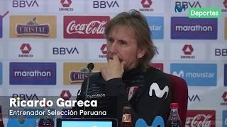 Ricardo Gareca: la no convocatoria de Paolo Guerrero y sí Kevin Quevedo | CONFERENCIA