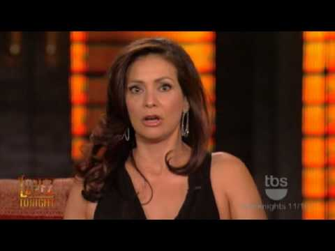 Lopez Tonight  Constance Marie   George Lopez  Reunion 2 of 4