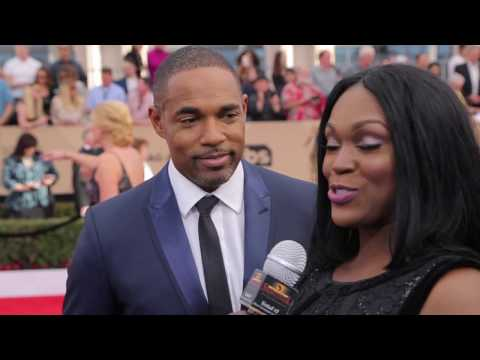 """Jason George on acting: """"I learned things about myself by playing other people"""""""