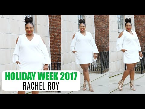 Plus Size Holiday Outfit Ideas  Rachel Roy Plus  Plus Size Fashion