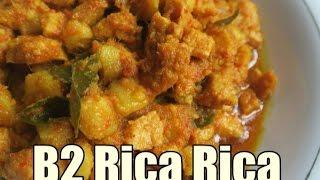Daging Babi Rica Rica Youtube