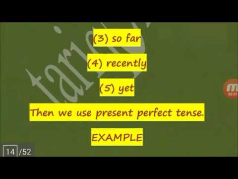 Choose the correct forms of the verb Part 03 - Learn English Grammar