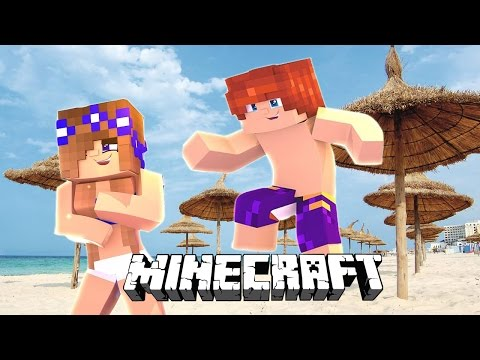 VACATION WITH LITTLE CARLY TO MOROCCO?!! Minecraft Custom Roleplay