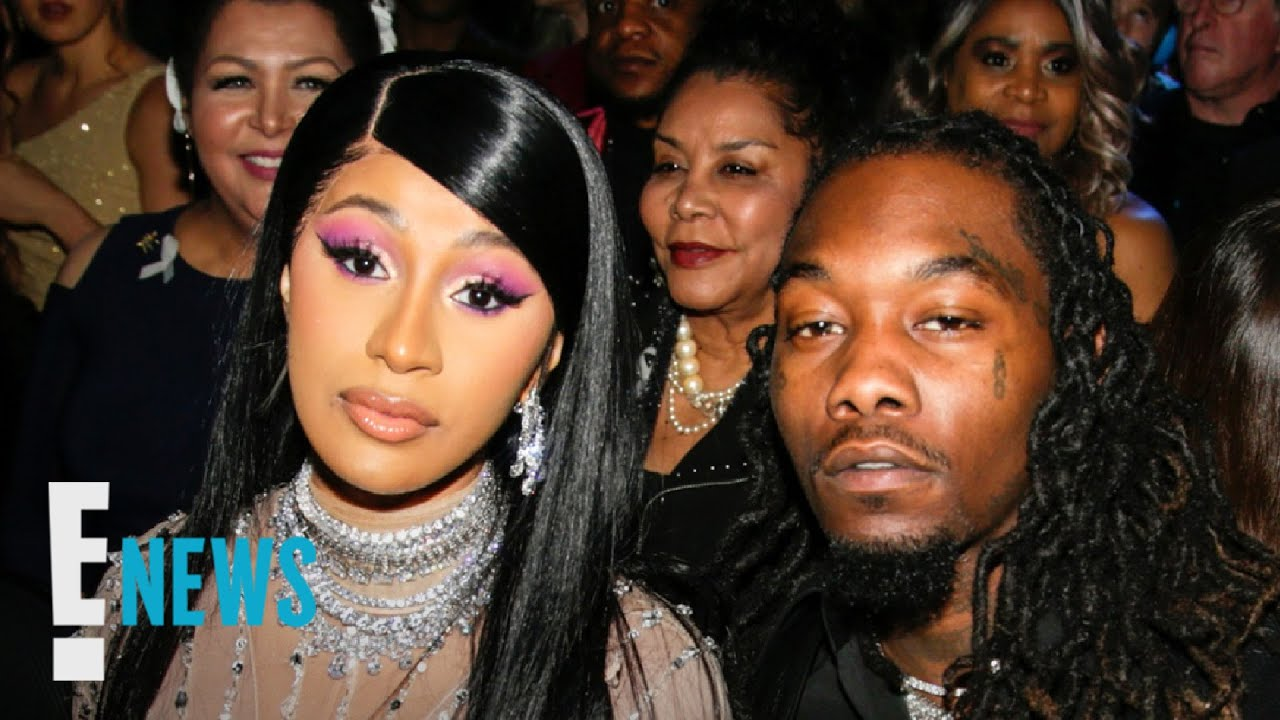 Cardi B Slams Claims She's Divorcing Offset
