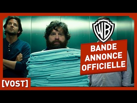 Very Bad Trip 3 - Bande Annonce Officielle (VOST) - Bradley Cooper / Zach Galifianakis poster