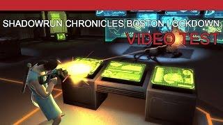 Vidéo test de Shadowrun Chronicles Boston Lockdown sur PC !