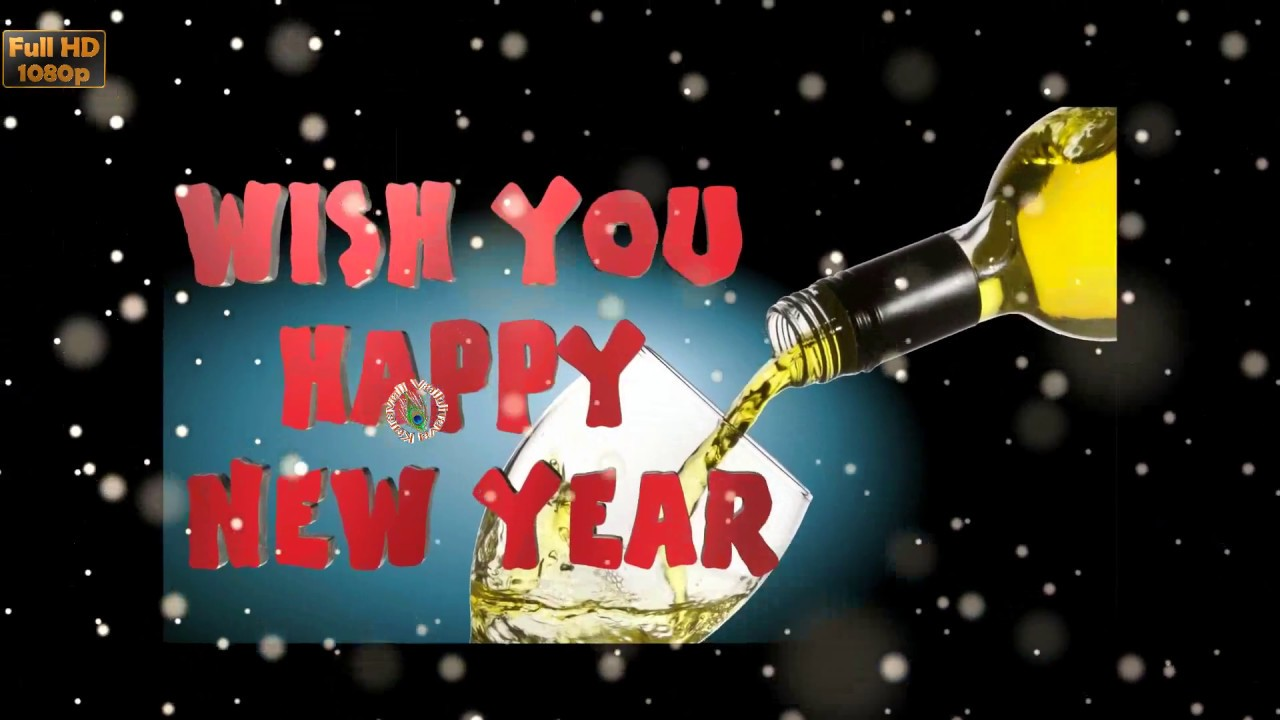 Free Download New Year Animated Greetings