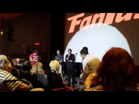 Adam Nimoy at the Fantasia Film Festival