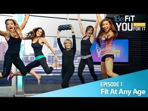 Fit At Any Age: You Asked For It (Live) W/ Cassey Ho, Rainbeau Mars, Mari Winsor, and Ashley Borden