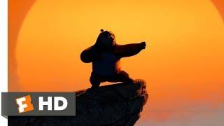 Kung Fu Panda (2008) - Kung Fu Training Scene (6/10) | Movieclips
