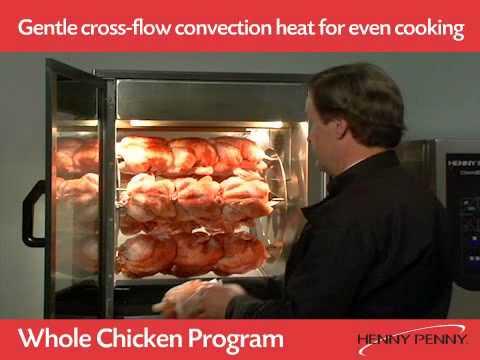 Henny Penny - Whole Chicken Program - YouTube