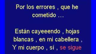 karaoke El Gran Combo Las Hojas Blancas.mp4